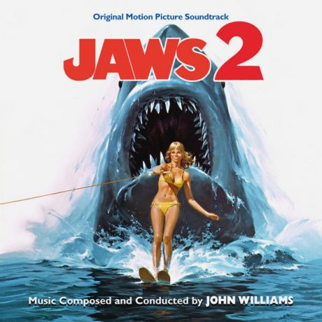 Jaws 2 Expanded Soundtrack [2CD]