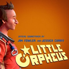 Little Orpheus Soundtrack (Jessica Curry) [cover artwork]