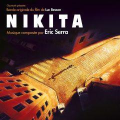 Nikita Soundtrack (Eric Serra) [Vinyl] (cover artwork)