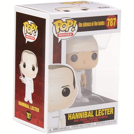 Pop! Movies #787 Hannibal Lecter (The Silence of the Lambs)