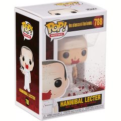 Pop! Movies #788 Hannibal Lecter [Bloody] (The Silence of the Lambs)
