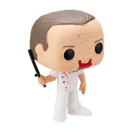 Pop! Movies #788 Hannibal Lecter [Bloody] (The Silence of the Lambs) [figure]