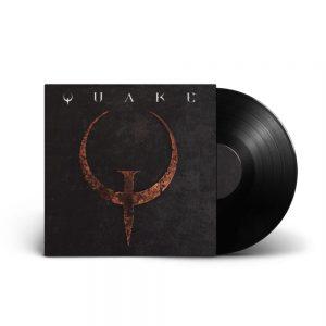 Quake Soundtrack [Vinyl] (Nine Inch Nails) [proposed album cover artwork]