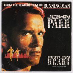 Restless Heart (John Parr) [7 Inch Vinyl Record (Single)] album cover