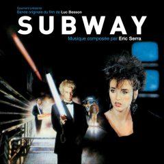 Subway Soundtrack (Eric Serra) [Vinyl] (cover artwork)