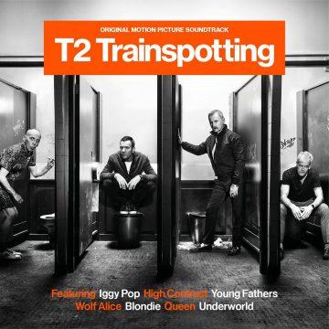 T2 Trainspotting - Original Motion Picture Soundtrack (CD) [album cover artwork]