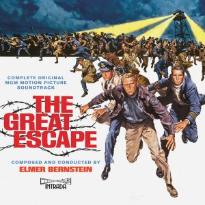 The Great Escape Soundtrack (3xCD Edition) [album cover] 720258711229