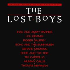 The Lost Boys Soundtrack (CD) [album cover artwork]