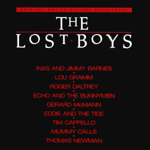 The Lost Boys Soundtrack (CD) [album cover artwork]