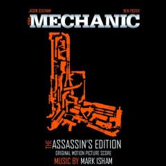 The Mechanic (Original Motion Picture Score) The Assassin's Edition Soundtrack (CD) [album cover artwork]