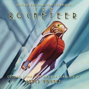 The Rocketeer Soundtrack (Score) [2CD] (album cover artwork)