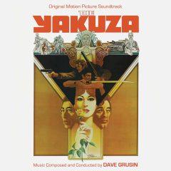 The Yakuza Soundtrack [Limited Edition] (CD) Dave Grusin (album cover art)
