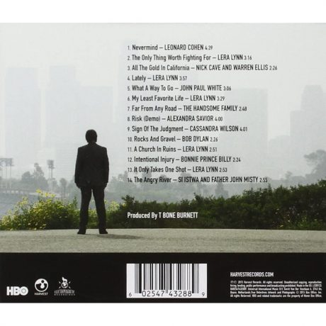 True Detective Soundtrack (CD)