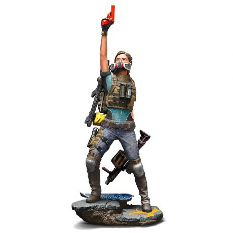 Ubi Collectibles Figurine of Heather Ward (Division 2 Specialised Agent) 30cm high
