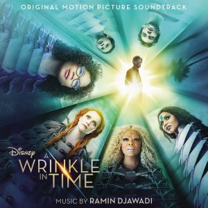 A Wrinkle in Time Soundtrack (CD) (album cover artwork)