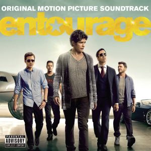 Entourage Soundtrack (CD) [album cover artwork]