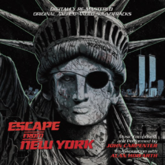 Escape from New York Expanded Soundtrack [2CD] (album cover artwork)