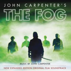 John Carpenter's The Fog Soundtrack (2xCD) [album cover artwork]