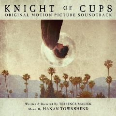 Knight of Cups Soundtrack (CD) [album cover artwork]