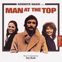 Man at the Top Soundtrack (CD) album cover artwork
