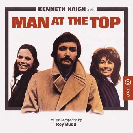 Man at the Top Soundtrack (CD) C6037 (Roy Budd)