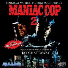 Maniac Cop 2 Soundtrack (CD) [cover artwork]