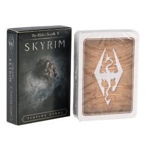 The Elder Scrolls V: Skyrim Playing Cards