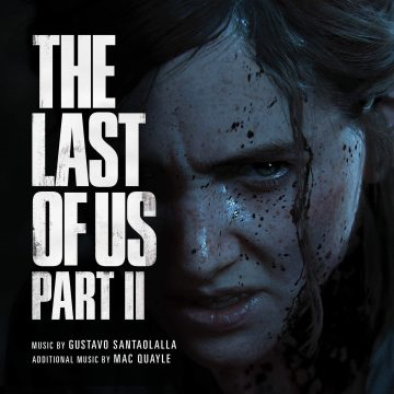 The Last of Us Part II Soundtrack (CD) [cover artwork]