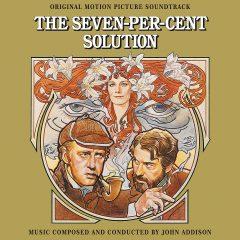 The Seven-Per-Cent Solution Soundtrack (2xCD) (album cover artwork)