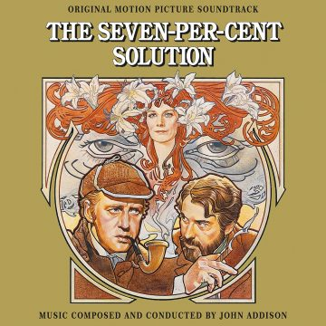 The Seven-Per-Cent Solution Soundtrack (2xCD) (album cover artwork)
