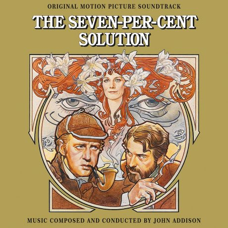 The Seven-Per-Cent Solution Soundtrack (2xCD)