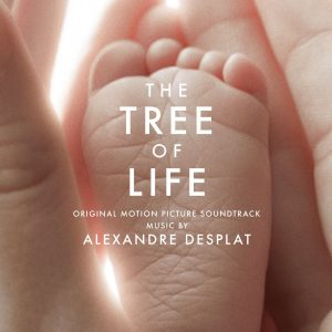 The Tree of Life Soundtrack (CD) [album cover artwork]