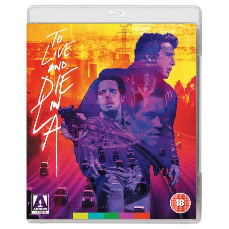 To Live and Die in L.A. (Dual-format) [Blu-ray] [DVD]