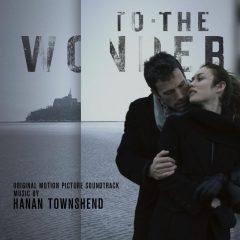 To the Wonder Soundtrack (CD) [album cover artwork]