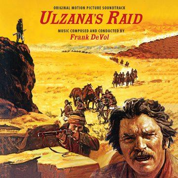 Ulzana's Raid Soundtrack (CD) [album cover artwork]