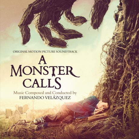 A Monster Calls Soundtrack (CD)