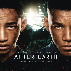 After Earth Soundtrack (CD) [album cover artwork]