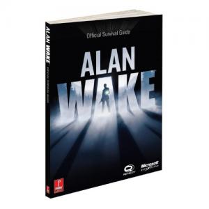 Alan Wake Strategy Guide (paperback)
