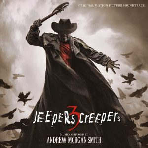 Jeepers Creepers 3 Soundtrack (CD) 8436560843153 [album cover artwork]