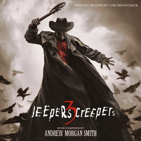 Jeepers Creepers 3 Soundtrack (CD)