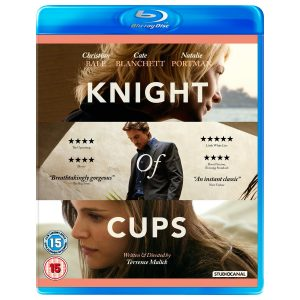 Knight of Cups [Blu-ray Region B] (cover artwork)