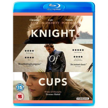 Knight of Cups [Blu-ray Region B]