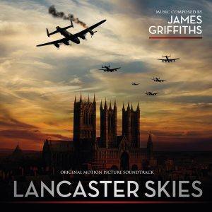 Lancaster Skies Soundtrack (CD) QR373 8436560843733 [album cover artwork]