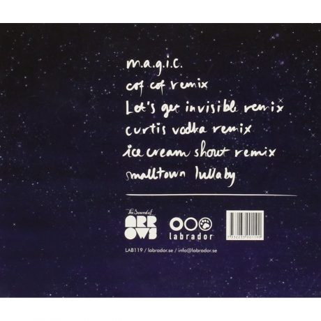 Magic (The Sound of Arrows) CD Single EP