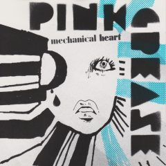 Mechanical Heart (Pink Grease) [Promo CD] (album cover artwork)