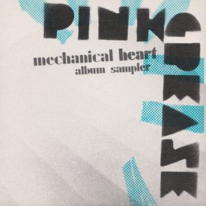 Pink Grease - Mechanical Heart Album Sampler (CD) PCD-STUMM-271