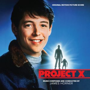 Project X Soundtrack Score (CD) [album cover artwork]