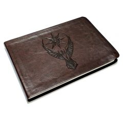 Razum-dar's Journal (from The Elder Scrolls Online - Summerset Expansion) [Book Journal] (front cover)