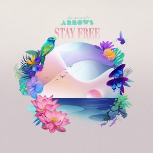 Stay Free (The Sound of Arrows) CD Album 5053760033165 [album cover artwork]