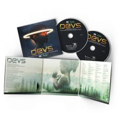 DEVS Original Series Soundtrack (CD) [2xCD] [presentation image]